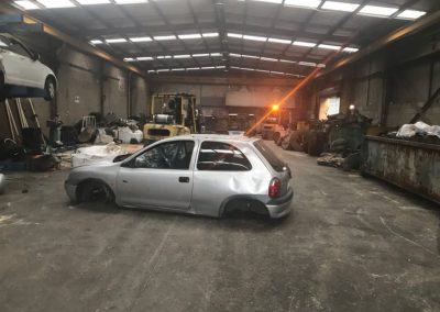 Northen car removal services