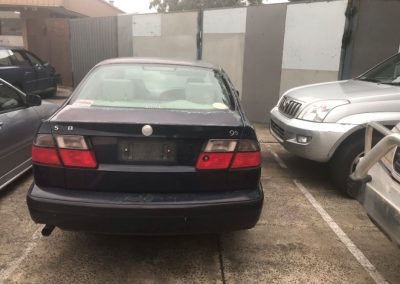 Saab car removal melbourne