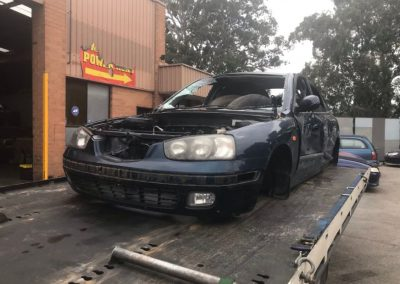 Scrap and junk car removal Melbourne