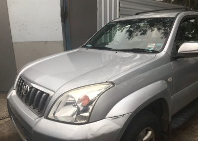 Toyota prado cash for cars