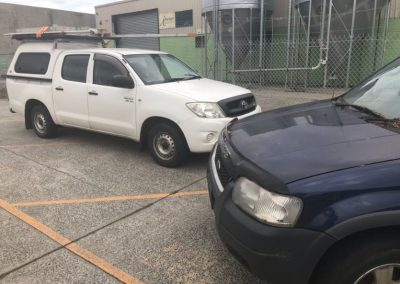 Utes and 4WD removal and same day payment by Northern Car Removal