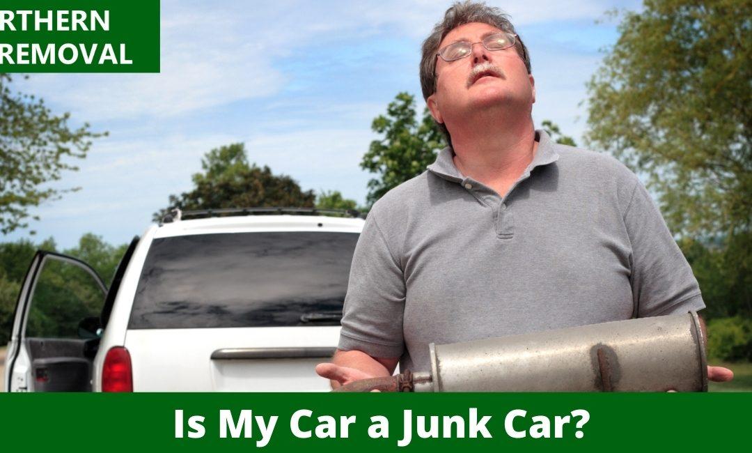Is My Car a Junk Car?