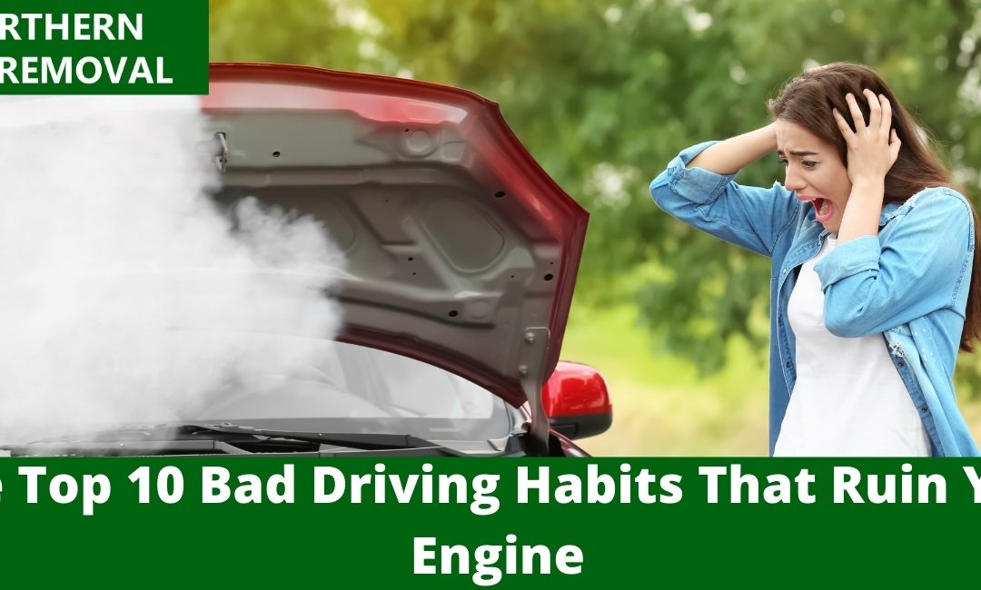 The Top 10 Bad Driving Habits That Ruin Your Engine